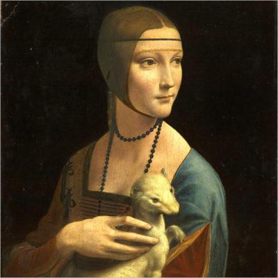 "Leonardo e la Valtellina: un'ipotesi suggestiva su Leonardo e la ""Dama con l'ermellino"""