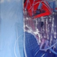 Lucia Sanavio. Sussurri e grida - Le forme pittoriche del cammino umano