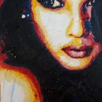 Sante Muro. Woman