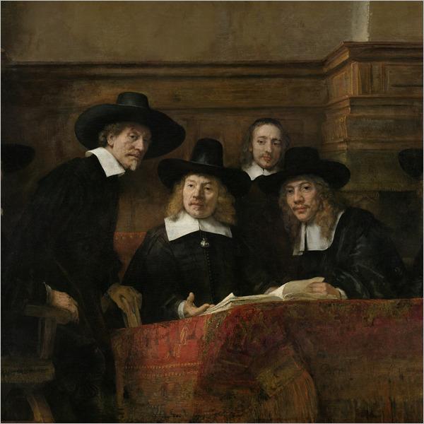 Tutti i Rembrandt