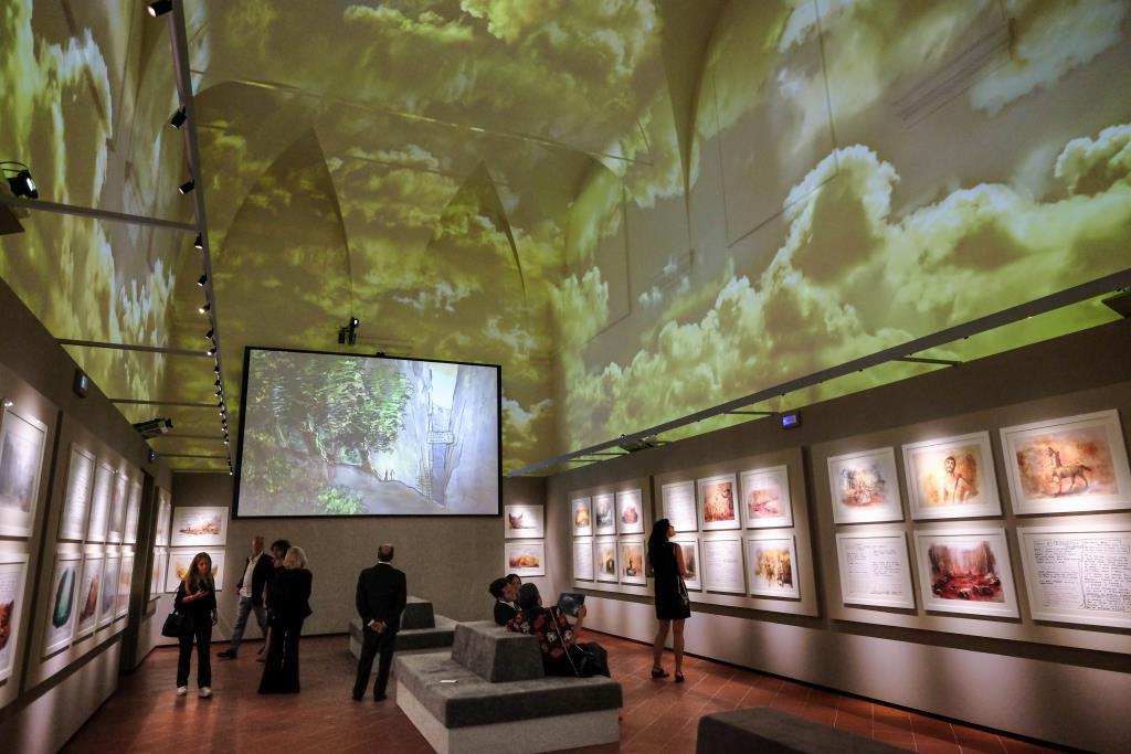 Visite guidate gratuite nel Museo Zeffirelli