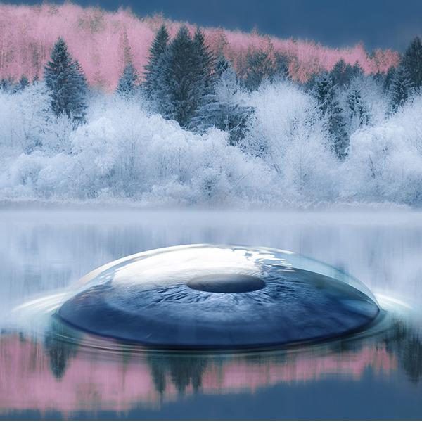 Aqua Aura. Paesaggi curvi