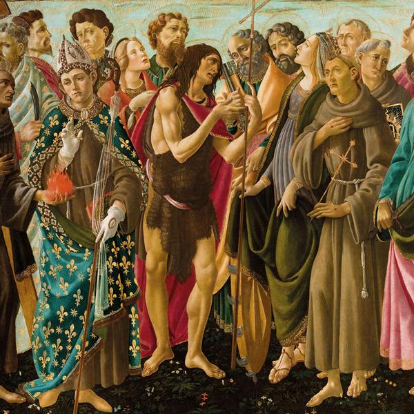Botticelli, Della Robbia, Cigoli. Montevarchi alla riscoperta del suo patrimonio artistico