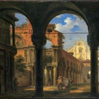 Giovanni Migliara. Viaggio in Italia