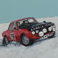 Nando Crippa. Cartoline da Montecarlo