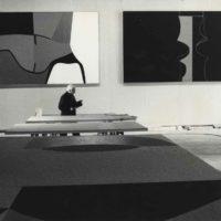 Obiettivi su Burri. Fotografie e fotoritratti di Alberto Burri dal 1954 al 1993