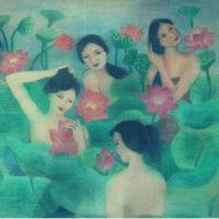 Pham Kim Hoa. La via della seta