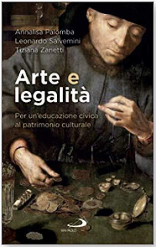 Presentazione del libro: Arte e legalità. Per un'educazione civica al patrimonio culturale