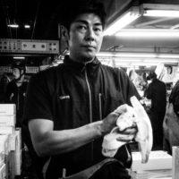 Tokyo Tsukiji. Fotografie di Nicola Tanzini
