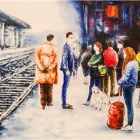 Tommaso Chiappa - Mostra personale per Maugeri in Arte