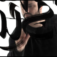 Typeline - Video installazione dedicata alla tipografia dinamica