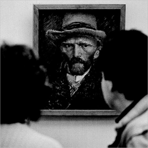 van Gogh a gogh gogh, la web serie sulla mostra del 1988