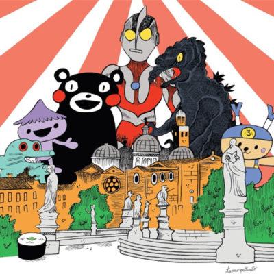 Be Comics! Festival del Fumetto, del Gioco e della Cultura Pop 2019