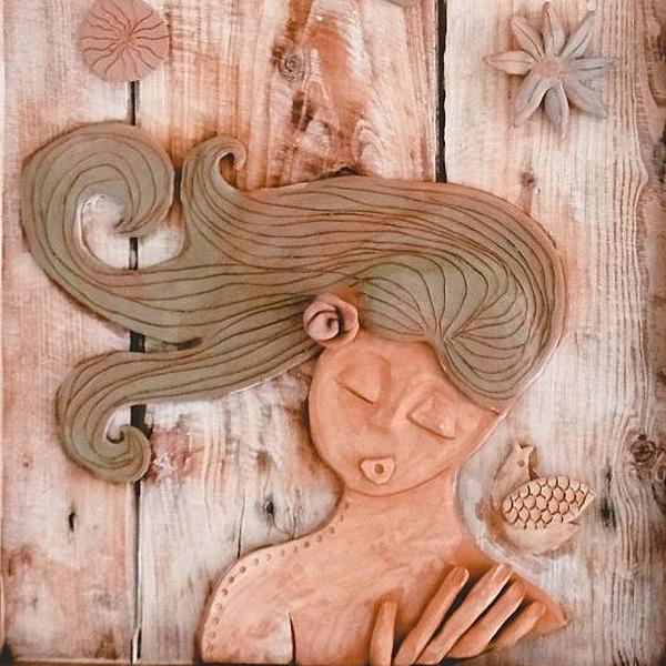 Claudia Di Mario. Immaginar(io) - Terrecotte, sculture & surrealtà