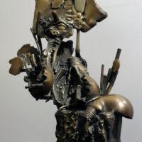 Giuseppe Pirozzi. Scultura minima