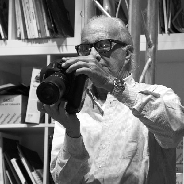 In mostra con l'artista: visita guidata con Bob Krieger
