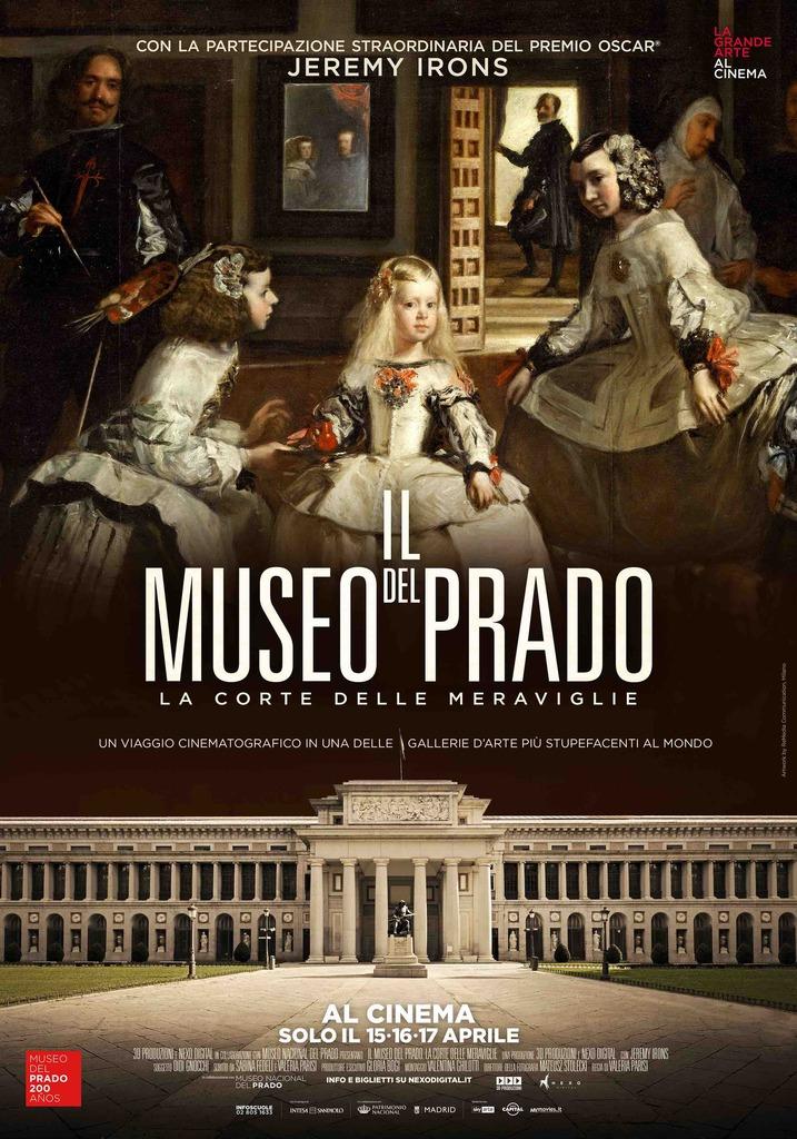 La Grande Arte al Cinema: Il Museo del Prado. La Corte delle meraviglie