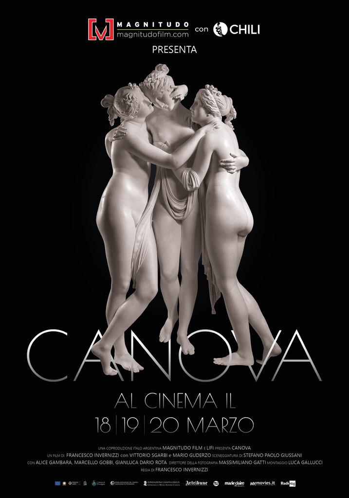 L'arte al cinema: Canova