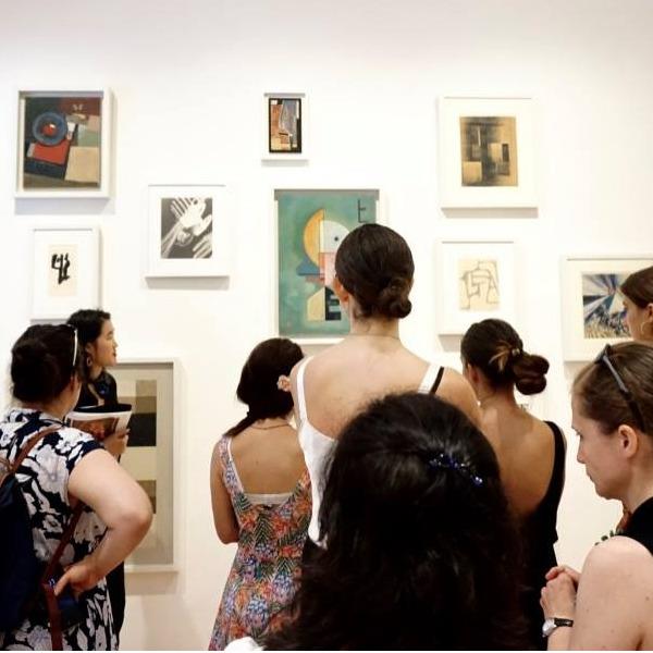 Corso: Le professioni dell'Arte - La didattica museale e delle mostre temporanee
