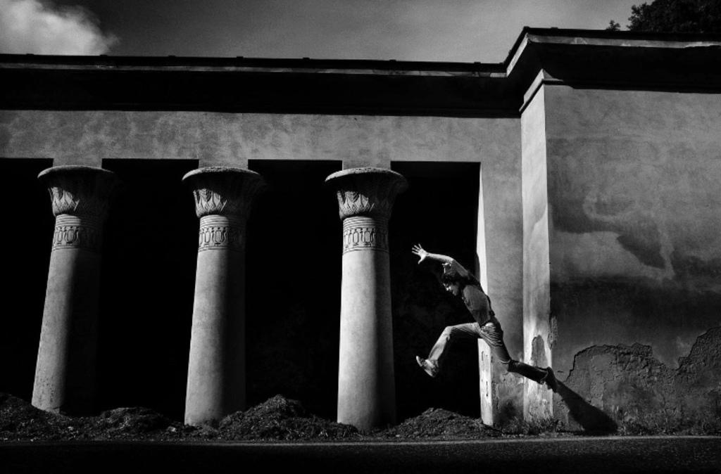 Lucrezia Testa Iannilli. Dance like there's nobody watching