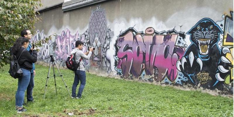La Street Art si anima a Torino: è il MAUA, Museo di Arte Urbana Aumentata