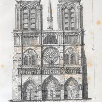 Notre-Dame de Paris. Sculture gotiche dalla grande cattedrale