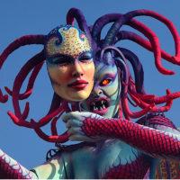 Pollacci fotografo: Carneval graffiante