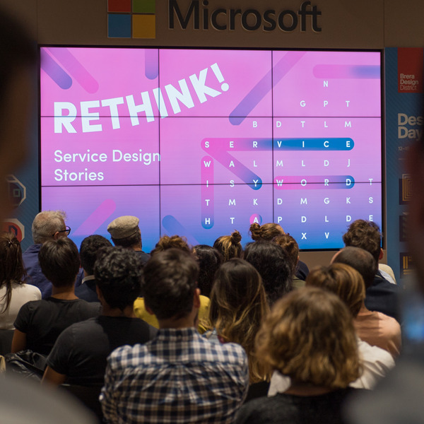 Rethink! Service Design Stories 2019