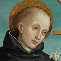 """A tu per tu con l'opera: """"San Nicola da Tolentino con un donatore"""" di Bernardino Lanzani"""