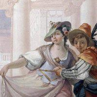 Presentazione: Affreschi nei palazzi di Padova. Il Sei e Settecento