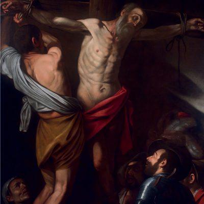 Caravaggio. Per una Crocifissione di Sant'Andrea
