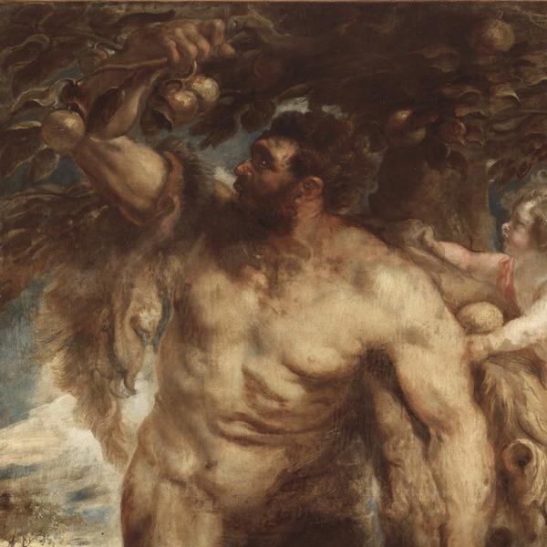 Ercole e Deianira. I capolavori di Rubens arrivano dall'Italia in Spagna