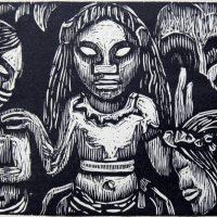 Gauguin e il Diario di Noa Noa - Xilografie, bronzi, documenti, fotografie, libri