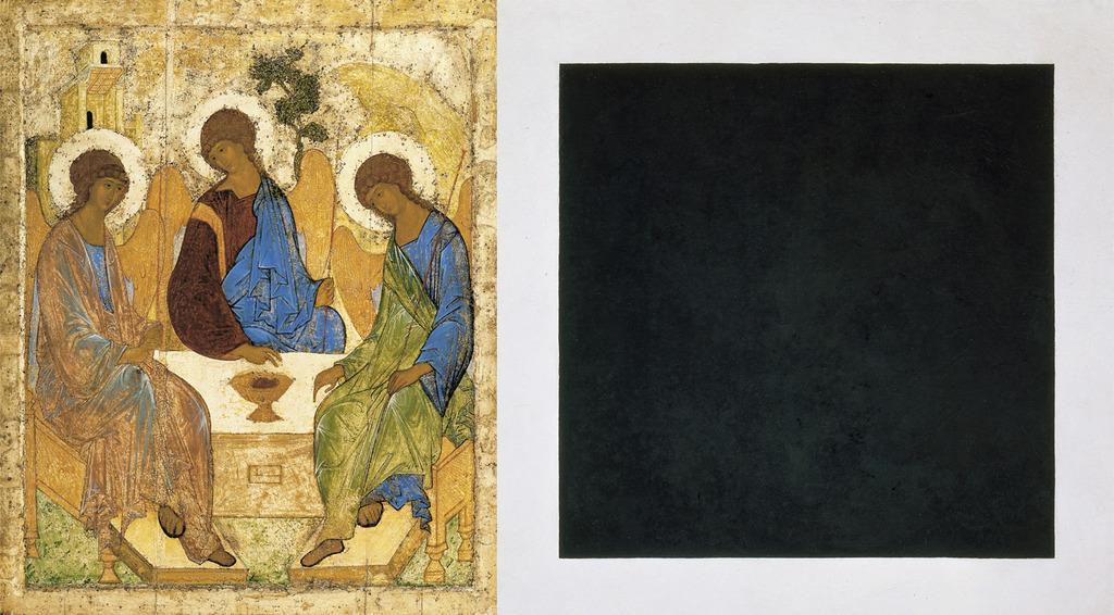 Iconologia dell'ascesi. La spiritualità delle icone e l'opera di Malevic. Lectio Magistralis di Massimo Carboni
