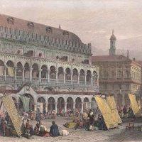 Il Salone: arte, giustizia, spettacoli, commercio