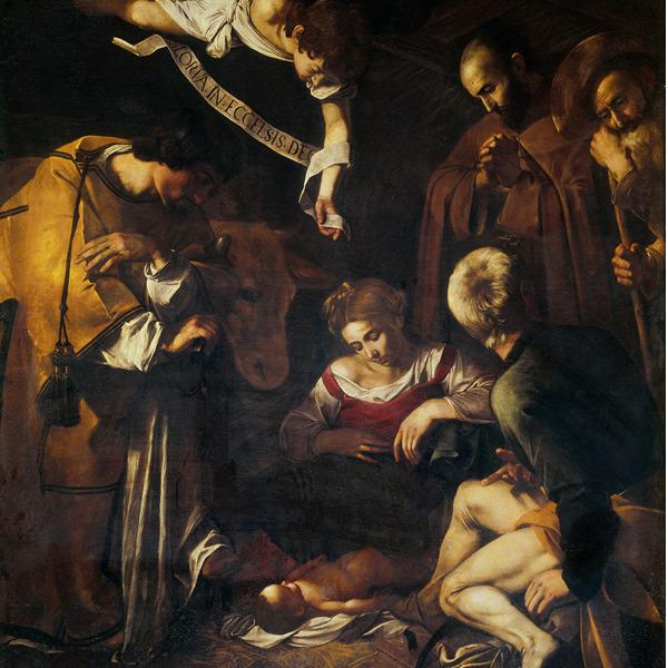 Incontro: Caravaggio e la sfortuna di un capolavoro, la Natività di Palermo