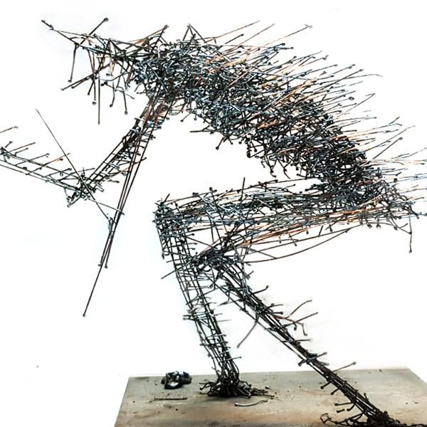 Jacopo Mandich. Forze invisibili - Connessioni