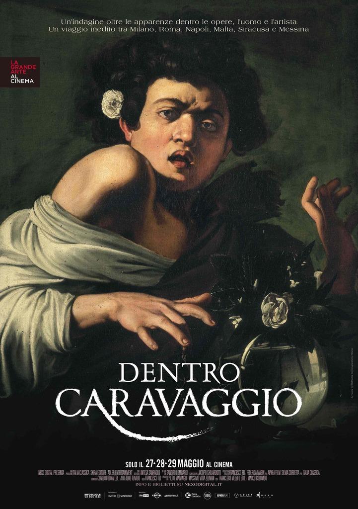La Grande Arte al Cinema: Dentro Caravaggio