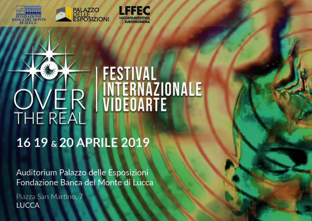 Over the real - Festival internazionale di Videoarte - IV edizione