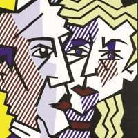 Roy Lichtenstein. Multiple visions