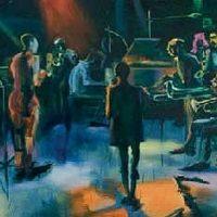 Alessandro Bazan. I colori del Jazz il suono della Pittura