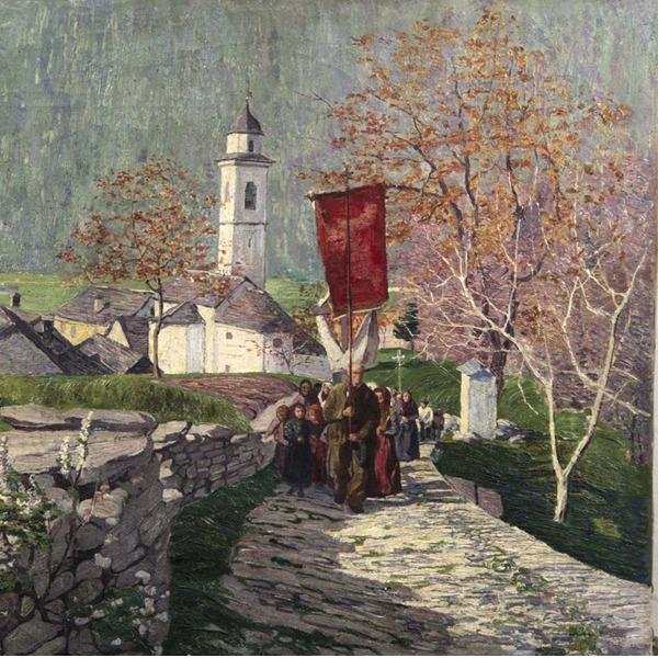 Carlo Fornara. Alle radici del Divisionismo 1890-1910