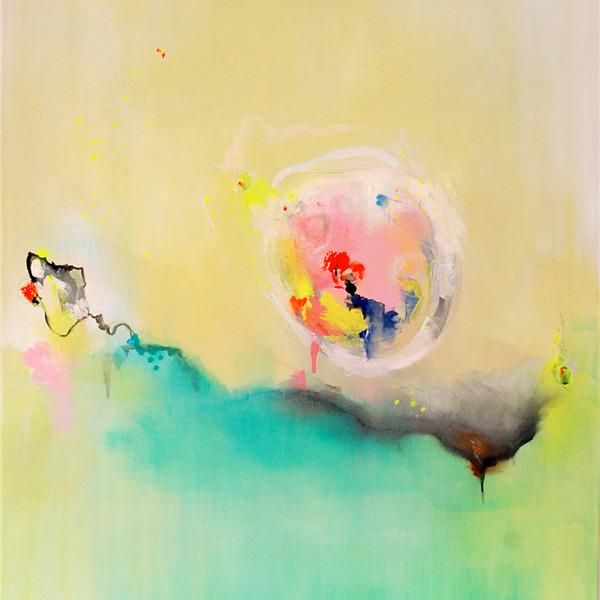 Chiara Anaclio. Amore 12 - Blu profondo ad inter-mittenza