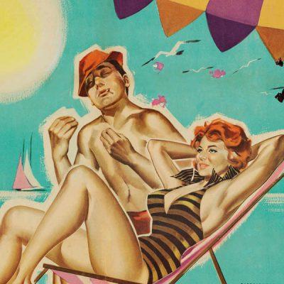 Cinema in bikini. Italiani al mare: manifesti 1949-1999