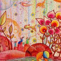 Daniele Cerù. Il paradiso dei giochi e colori