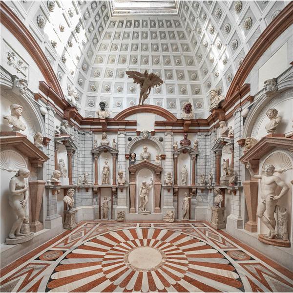 Domus Grimani 1594-2019. La collezione di sculture classiche a palazzo dopo quattro secoli