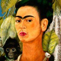 Frida Kahlo: pittura per un Io allo specchio