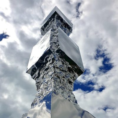 Helidon Xhixha. Steel and stone - The energy of matter