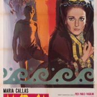 Il ritorno di Medea 50 anni dopo. Grado ricorda Pier Paolo Pasolini