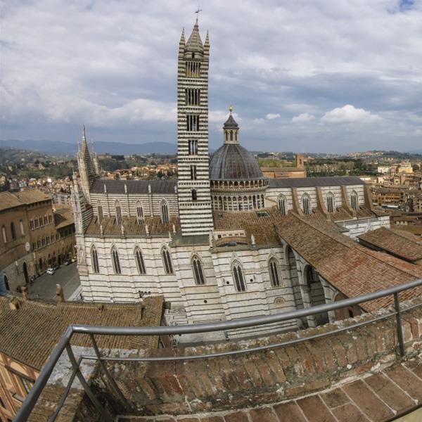 La Città del Cielo - Visite guidate al Facciatone del Duomo Nuovo di Siena